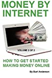 Money by Internet Vol. 2 Of 2, Burt Anderson, 1893257789
