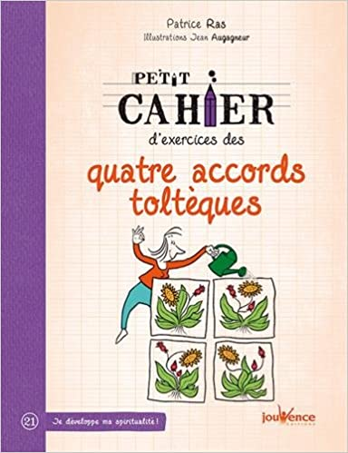 Cahier Exercice 4 accords Toltèques