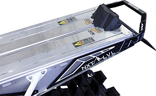 NXT LVL NXT LVL Polaris Snowmobile Rear Bumper (Black)
