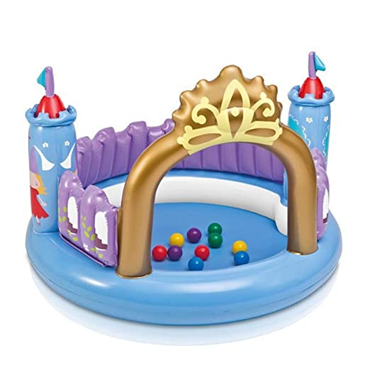 Castillo Hinchable, Kids Princesa Castillo Toys Inflable ...