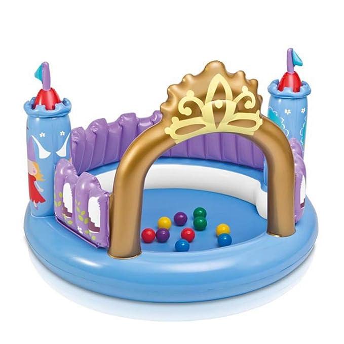 Castillo Hinchable, Kids Princesa Castillo Toys Inflable ...