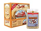 Bob's Red Mill Gluten Free Extra Thick Rolled Oats, 32-ounce (Pack of 4)