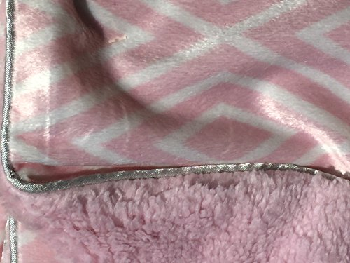 Baby Blankets For Girls, Warm and Cozy, Extra Soft Micro