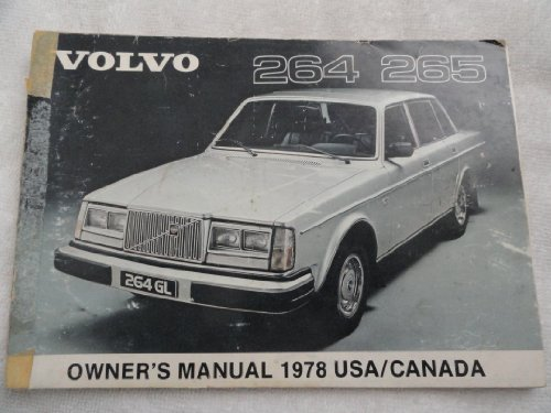 Volvo 265 Manual - 8