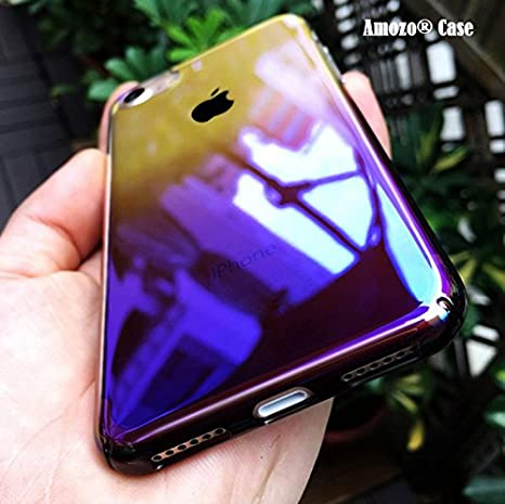 79aa981bf52 Amozo Ray Light Gradient Slim Back Cover for Apple  Amazon.in  Electronics