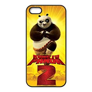 iPhone 4 4s Cell Phone Case Black Kung Fu Panda Ksdk