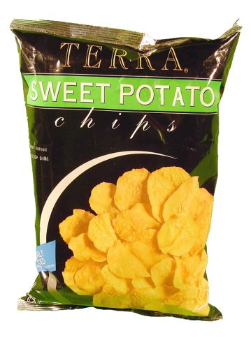 Terra Plain Sweet Potato Chips - 6 oz