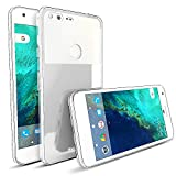 MTT Google Pixel XL Case – Premium Shock Absorption Crystal Clear Hard Back Case Cover