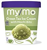 My/Mo Green Tea Ice Cream with Mochi Bits (8 pints)