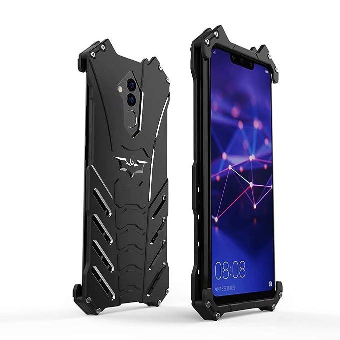 size 40 e50e0 c5083 Amazon.com: HikerClub Huawei Mate 20 Lite Case Batman Metal Bumper ...