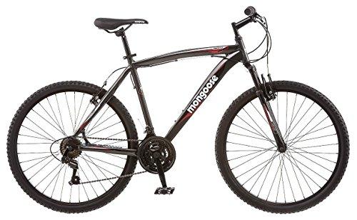 Mongoose Men's Mech Mountain Bike, 26-Inch/Medium (Mongoose Mens Bike)