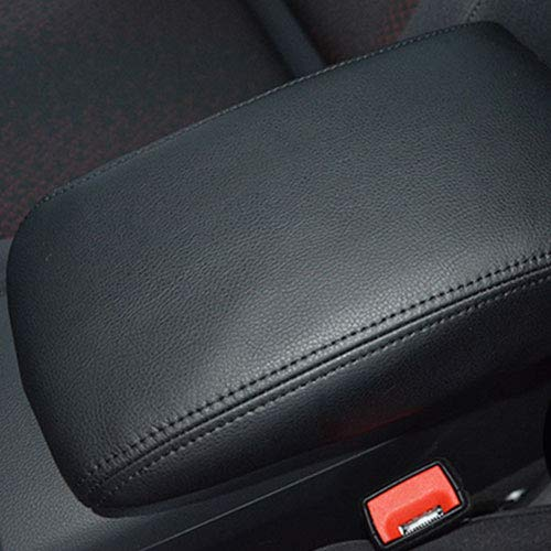 Best Quality - Automobiles Seat Covers - Armrest Box Cover Saver, 1 Piece Central Console Armrest Cover Fit for Audi A3 Q3 2013-2018 - by Squeeque - 1 PCs