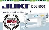 juki ddl 5550 - Juki DDL-5550 Industrial Straigh Lockstitch Sewing Machine Made in Japan-Head only