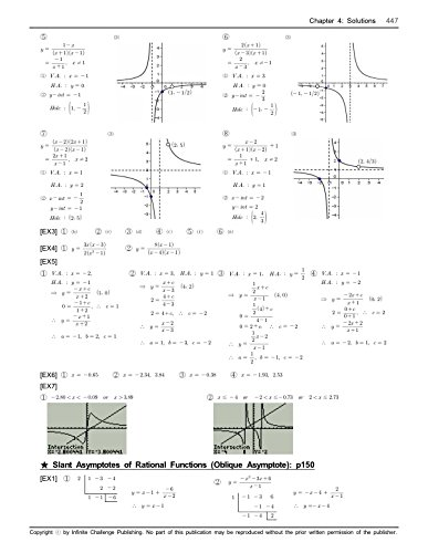 Pre-calculus 12 ((2nd edition, with full solutions