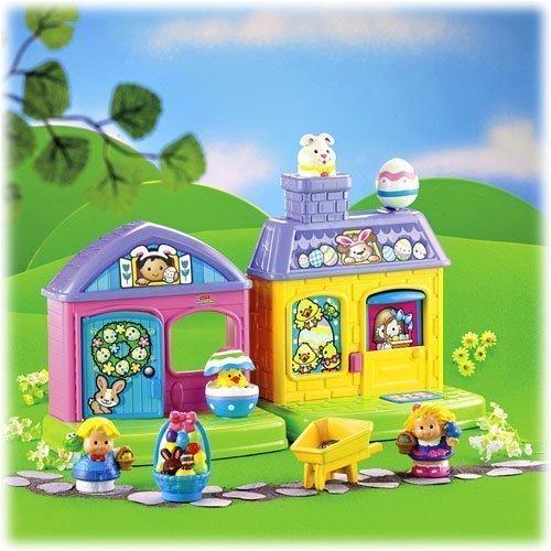 Fisher Price Little People Easter (Bunny Doorbell)