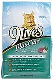 9Lives Plus Care – Tuna & Egg – 3.5 Lb Review