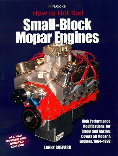 How to Hot Rod Small-Block Mopar Engines (Block Rod Small Hot)