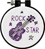 Dimensions Needlecrafts Counted Cross Stitch, Rock Star