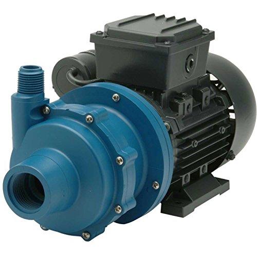 Finish Thompson Polypropylene Mag-Drive Pump, 15 GPM, 1/8HP, 115V