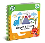 LeapFrog LeapStart Preschool Activity Book: Shapes and Colors and Creativity