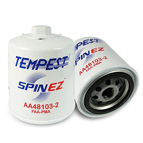 Tempest Aa48103 Oil Filter