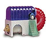 Superpet Critter Cyber Pet Cage House (One Size) (Multicolored)