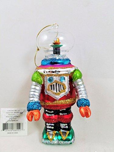 Glass Dome Robot 5.5