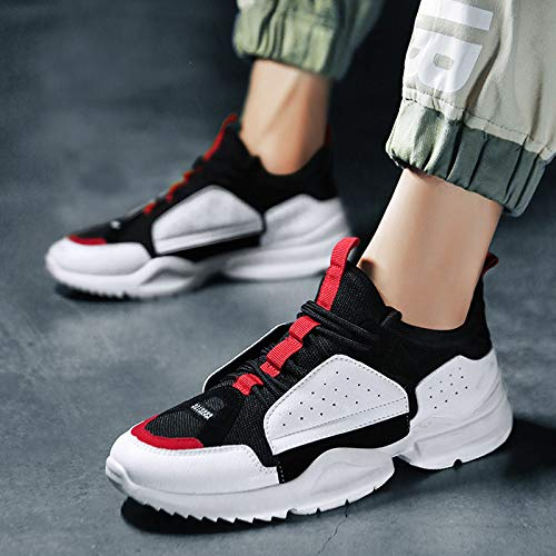 Loisir Chaussures Courir De Nanxieho Respirant Épais Bas Tendance Hommes Sport S8qqn5I