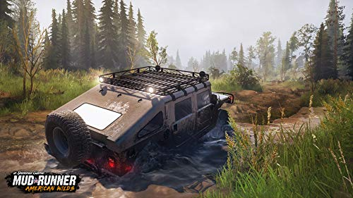 شراء Mudrunner - American Wilds Edition - Xbox One