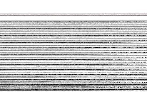 Strisce cera./ fogli cerati decorativi argento (lucido) (30 pcs/20 cm x 1 mm) di alta qualità TEXTIMO