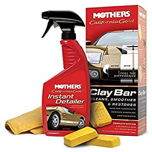 Mothers 0 California Gold Clay Bar System