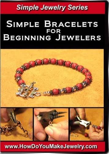 How to Make Jewelry: Simple Bracelets for Beginning Jewelers