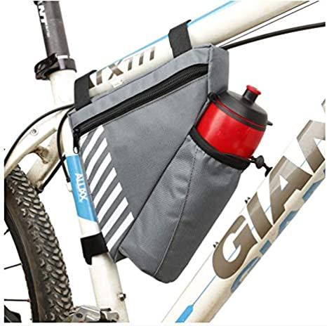 HNSMS Bolsa para Bicicleta Bolsa Triangular Bolsa para Vigas Bolsa ...