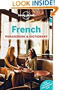 #10: Lonely Planet French Phrasebook & Dictionary