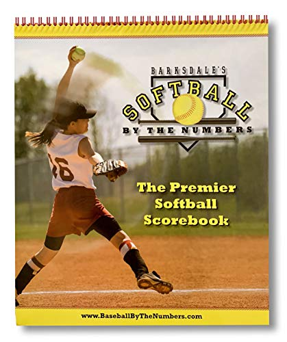 Barksdale's Softball by the Numbers Scorebook