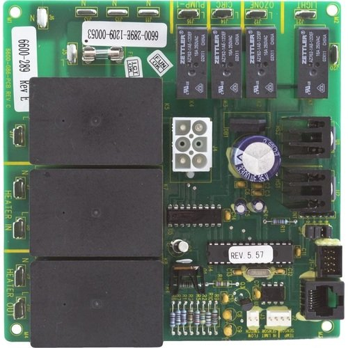 J-200/Del Sol Series Convertible Circuit Board ()