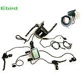 Cheap Ebird NEW VERSION 52V 750w Tongsheng TSDZ2 ebike Kit Mid Motor,With Torque Sensor,Throttle/Brake/Front Light included