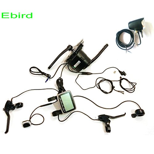 Cheap Ebird NEW VERSION 52V 750w Tongsheng TSDZ2 ebike Kit Mid Motor,With Torque Sensor,Throttle/Brake/Front Light included