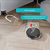 Robot Vacuum Cleaner and Mopping Sweeper, Slim