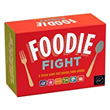 Foodie Fight (Revised): A Trivia Game for Serious Food Lovers