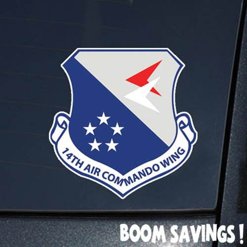 Air Force USAF 14th Air Commando Wing 6