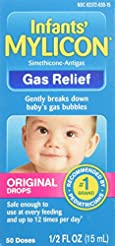 Mylicon Gas Relief Drops for Infants and...