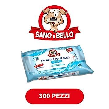 Bayer – Toallitas para perros y gatos, multipack 300 unidades (6 x 50 piezas), con talco: Amazon.es: Productos para mascotas