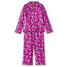 Minnie Mouse MicroFleece 2 Piece Pajama Set , Kids Sizes 4-8