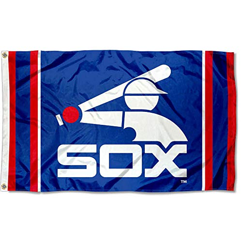 Wincraft Chicago White Sox Retro Logo Flag and Banner ()
