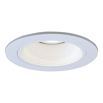 Halo recessed 1493w 4 inch trim with baffle white close to halo recessed 1493w 4 inch trim with baffle white audiocablefo Light gallery