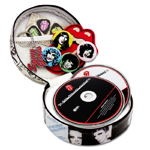 Some Girls Gift Case Set (Girls Cd Rolling Stones Some)