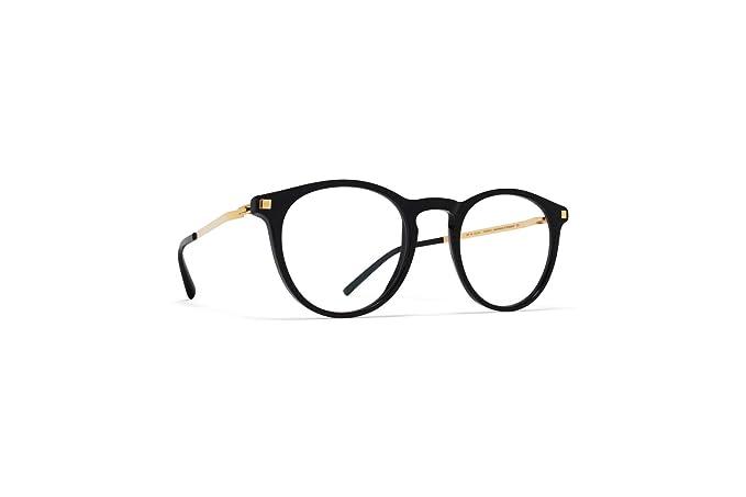 Mykita Gafas de Vista TALINI C BLACK GLOSSY GOLD mujer ...