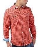 Joe Browns Men's Retro Cowboy Check Shirt