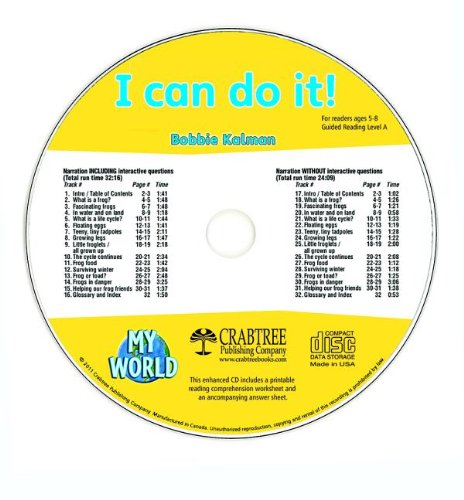 I Can Do It! (My World)